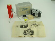 Toyoca 16 Subminiature TOGOUDO Camera w Box Tripod Shade & Instructions - RARE