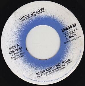 KENNARD-and-JOHN-Thrill-Of-Love-7-034-45