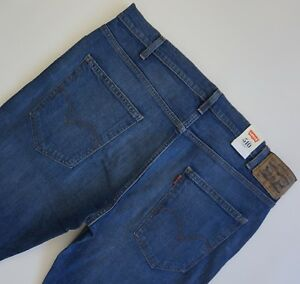 LEVI-039-S-ORANGE-TAB-510-SKINNY-Jeans-Men-039-s-36x34-Authentic-BRAND-NEW-299890001