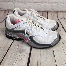 NWT Women's Nike Reax Run 5 Training Shoes Torch Sequent Bk