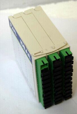 2PCS//Lot 1x32 Plug-in Type Fiber Optic Splitter with SC//UPC adapter