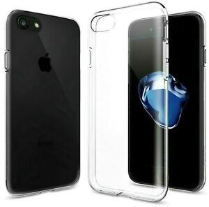COVER PER IPHONE XS/X/MAX/SE/8/7/6S/6/PLUS/5/5S SILICONE ...