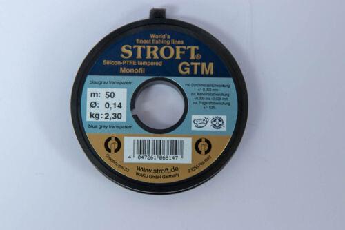 Stroft GTM Tippet 50 m//55yds