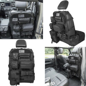 Prime Details About Front Seat Back Cover Case Organizer First Aid Tool Kit Storage Pockets For Jeep Pdpeps Interior Chair Design Pdpepsorg