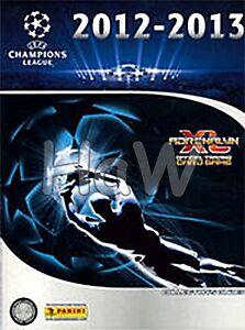 Champions-League-Cards-2012-2013-Mannschaft-FC-Bayern-Munchen-top-mint