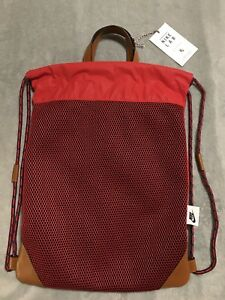047a5aee5cde Nike NikeLab X NRG GYM SACK UNISEX Made in ITALY RED AR1255 687 ONE ...