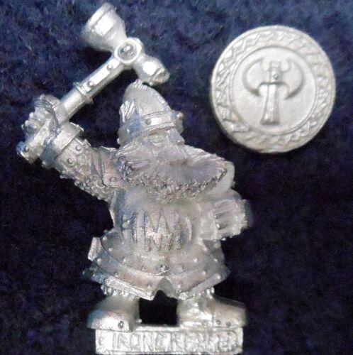 1985 Chaos Dwarf 0304 11 C16 Spikes Harveywotan Citadel Warhammer Army Wotan GW