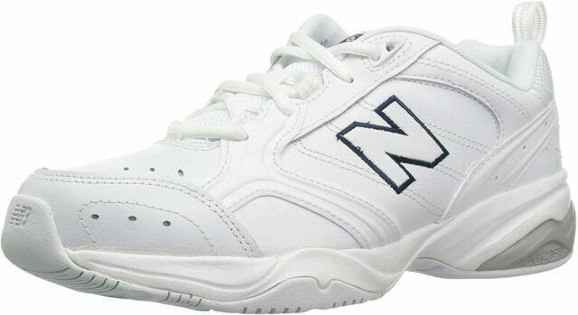 Size 12 - New Balance 624 White for sale online | eBay