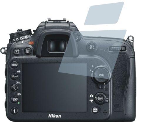 Nikon d7200 (6x) película protectora cc protector pantalla protector de pantalla protector de pantalla