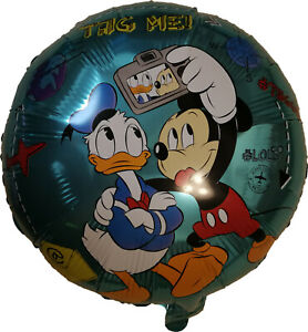 DONALD DUCK /& MICKEY MOUSE BALLOON BIRTHDAY PARTY DECORATION CENTERPIECE GIFT