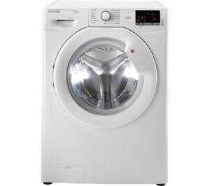 HOOVER Link HL1692D3 NFC 9 kg 1600 Spin Washing Machine - White - Currys