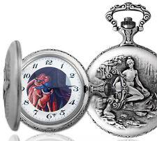 Catorex Men's Erotic Swiss Automatic Brass Pocket Watch