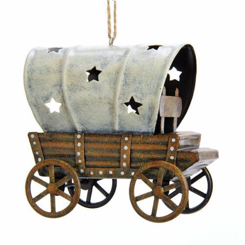 Covered Wagon Ornament