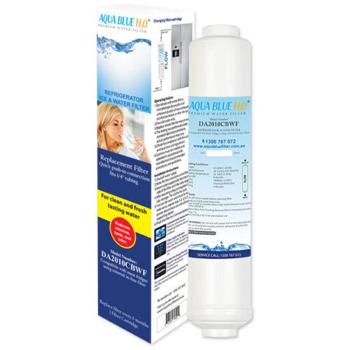 6X External In Line Fridge Water Filter Suits DA29-10105J//1450970//4378411//DD7098