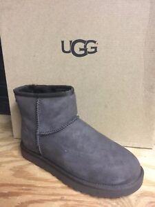 534989795c2 UGG AUSTRALIA WOMENS Classic Mini II boots chocolate 1016222 | eBay