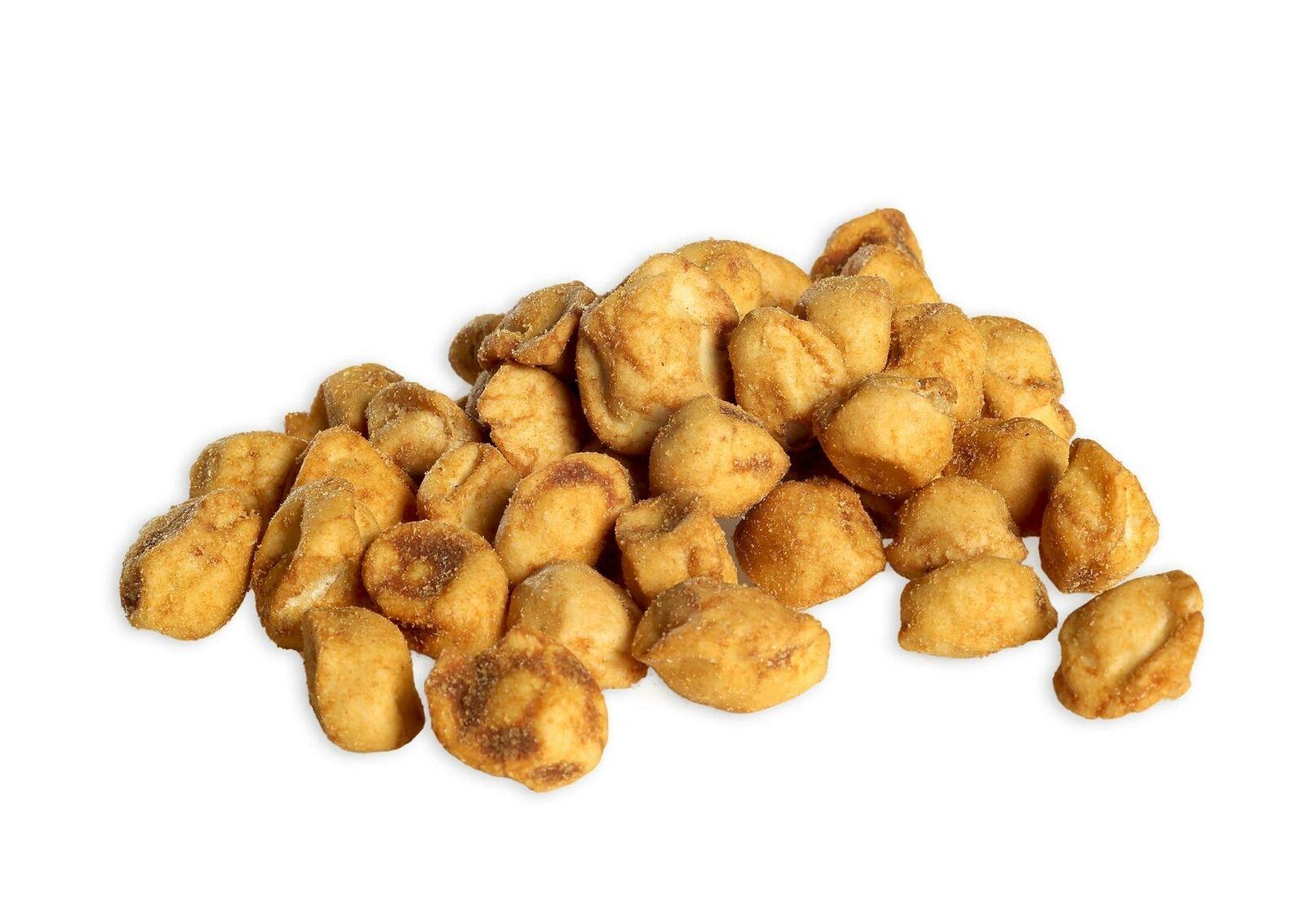 Organic Flour Coated Peanuts Snacks Kosher Raw Vegan Cook F&F