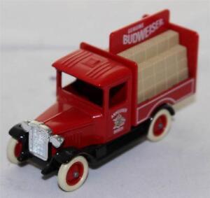Diecast-Models-Collectors-Car-LLEDO-Days-Gone-Genuine-Budweiser-Truck