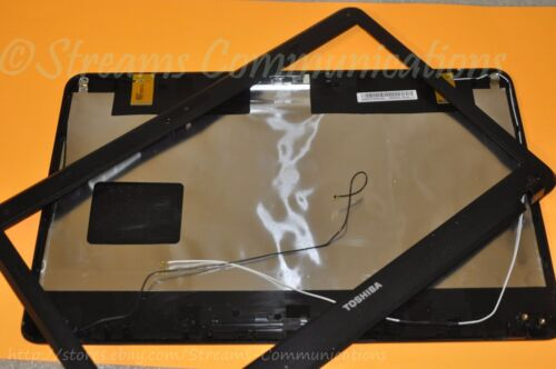 Wi-Fi Antenna TOSHIBA Satellite C655D-S5508 Laptop Backcover Webcam LCD Bezel