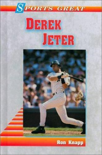Sports Great Derek Jeter by Ron Knapp