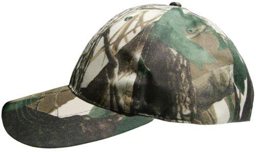 Homme Neuf Camouflage Casquette De Baseball Camouflage Sport chapeau de pêcheur Chapeau Militaire Armée Cap