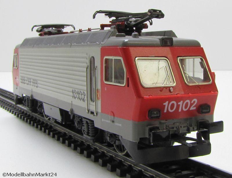 MÄRKLIN 3323 SBB CFF Elektrolok Re 4 4 Epoche IV - OVP  | Deutsche Outlets