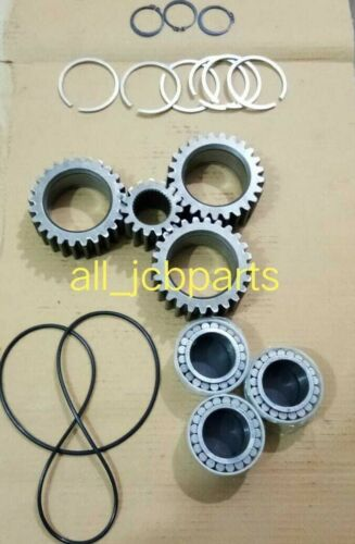 JCB PLANET GEARS /& BEARINGS  ORING KIT 450//10206 450//12403 907//50200 828//00196
