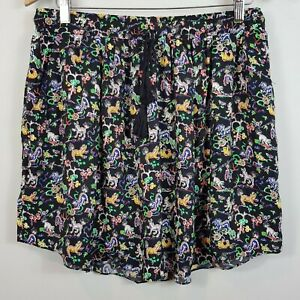 COUNTRY-ROAD-Womens-Print-Skirt-Size-AU-12