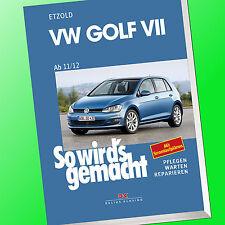 So wirds gemacht (Band 156) | VW GOLF VII (7) ab 11/12 | Reparieren (Buch)