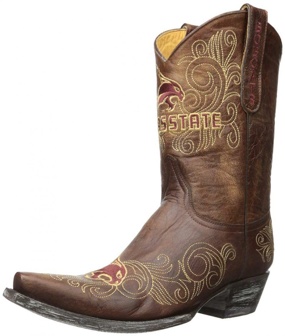 NCAA Texas State véhicules Bobcat Femme 10 pouces Gameday Bottes