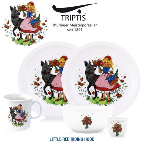 Triptis-Enfants Couverts-Petit Chaperon Rouge