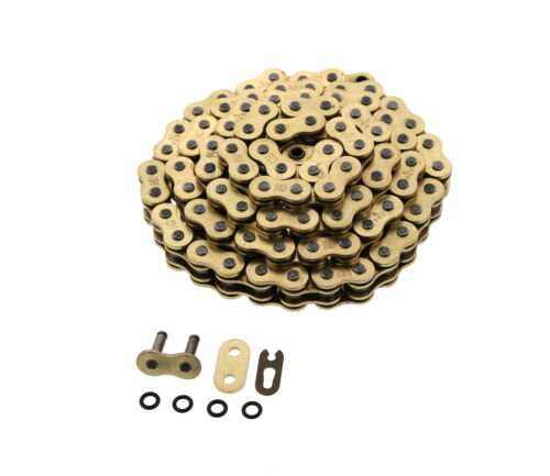 O-Ring Chain fits Suzuki LT80 QuadSport 80 1989-2006 Gold 520-36L