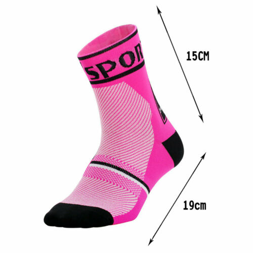 Bicycle Cycling Socks MTB Road Bike Breathable Socks for Outdoor Running Sport