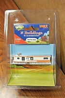 Imex N Scale 1958 Skyline Trailer Built-up Building