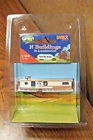 1958 Skyline Trailer Mobile Home Park N Scale 1 160 IMEX Model Railroad Trains Toys