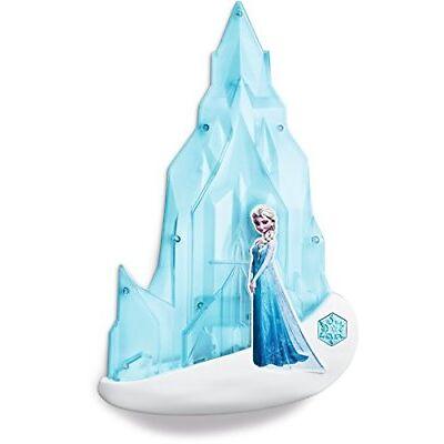 Philips Disney Frozen (Die Eiskönigin) Elsa LED Wandleuchte 3D, blau