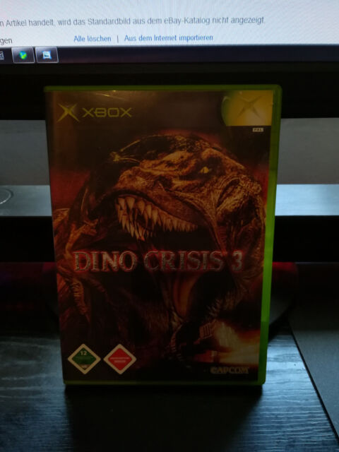Dino Crisis 3 (Microsoft Xbox, 2003, DVD-Box)