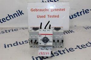 Abb-MS325-Commutateur-Protection-Moteur-Coupe-Circuit-Interrupteur