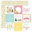 """Echo Park I love Easter  12/"""" X 12/"""" Collection Kit New Spring Paper Scrapbooking"""