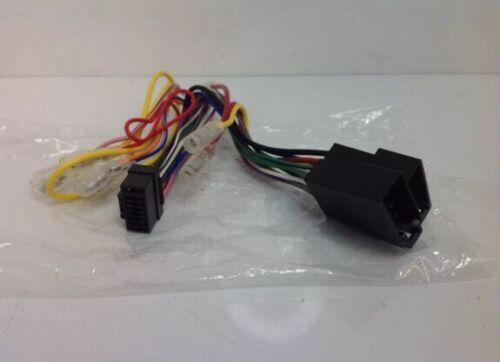 Alpine Original negro 16 pin arnés de cableado de telar de alambre ISO ine-s920r ine-w920r