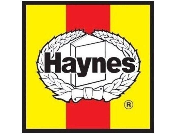 Haynes - 24 Reperationshåndbøger fra 50 kr.