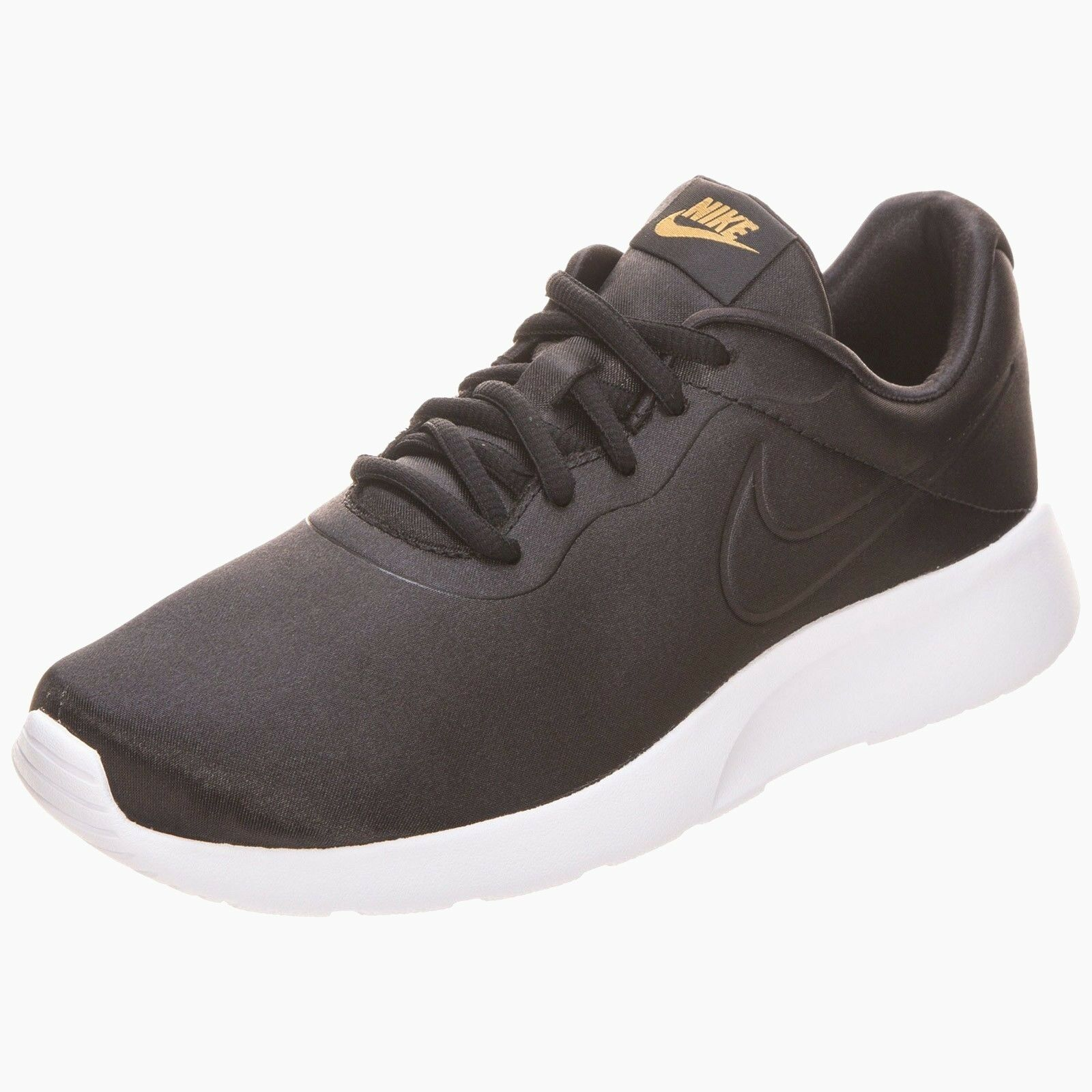 Schuhe Nike Tanjun WMNS Damenschuhe Premium 917537-003 Nero bianco bianco bianco Rasato Nuovo Corsa bb0df3