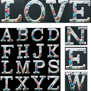 Number-26-Large-Wooden-Letters-Alphabet-Wall-Hanging-Wedding-Party-Home-Decor
