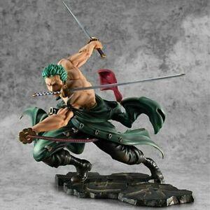 Anime-One-Piece-Roronoa-Zoro-SA-MAXIMUM-Ver-PVC-Action-Figure-Giocattoli