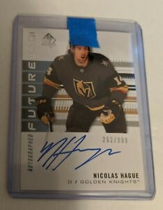 2019-20-UD-SP-AUTHENTIC-NICOLAS-HAGUE-FUTURE-WATCH-AUTO-999