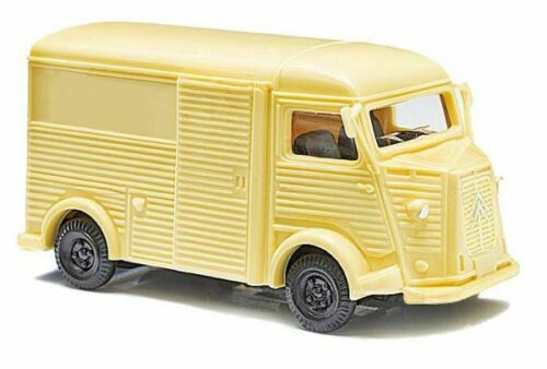 Busch 60256-1//87 Bausatz Neu H0 Citroen H gelb