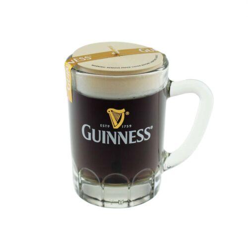 Guinness Mini-Bierkrug-Kerze