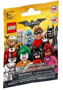 LEGO-BATMAN-minifigures-Serie-1-71017-ORIGINALE-scegli-il-tuo-nuovo-con-scatola