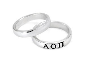 Pi Kappa Alpha sterling silver men/'s ring with enamel