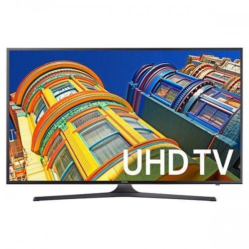 "Samsung UN70KU6300 70"" Black LED UHD 4K 2160p 120Hz Smart HDTV - UN70KU6300FXZA"