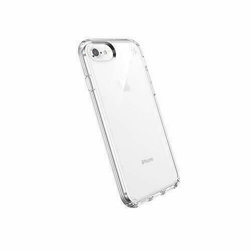 Speck Presidio Stay Clear Hard Case For Iphone 6s 7 8 Best Buy Impact For Sale Online Ebay